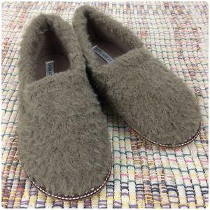 NWOB Laura Ashley Fuzzy Slippers